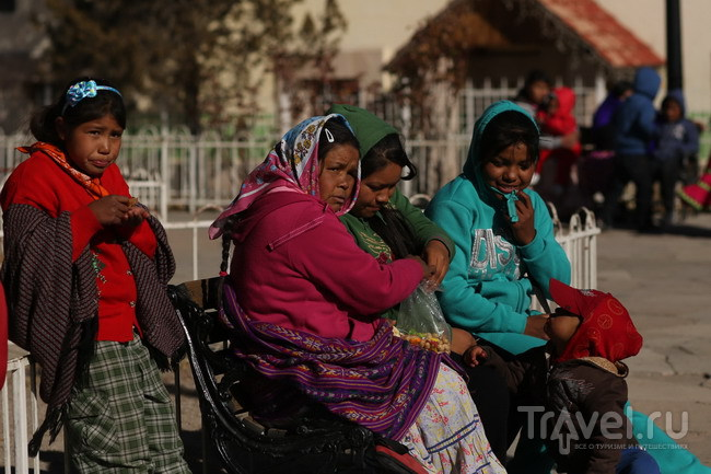 При Чебуче Тараумара не плачут / Мексика
