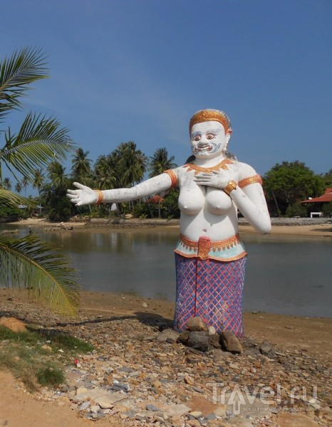 Пляжи и достопримечательности Самуи / Таиланд