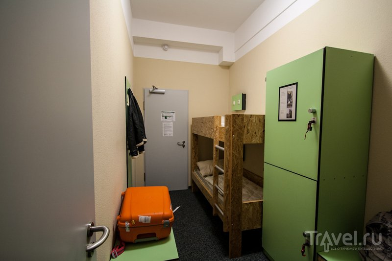 Pathpoint Cologne - Backpacker Hostel в Кёльне / Фото из Германии