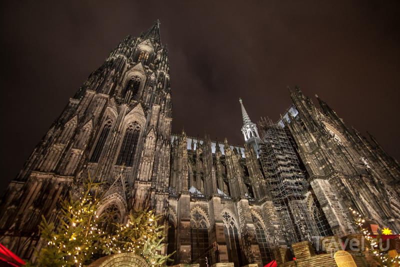 Кёльнский собор / Фото из Германии