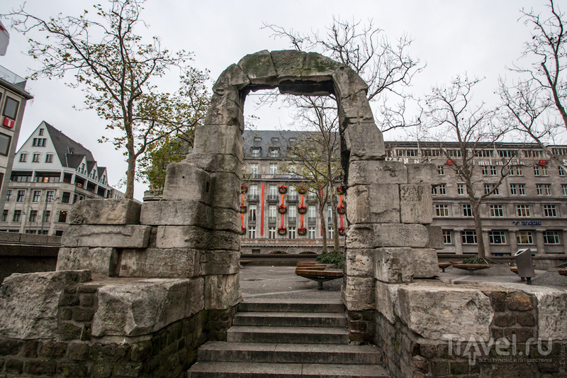 Римские ворота / Фото из Германии