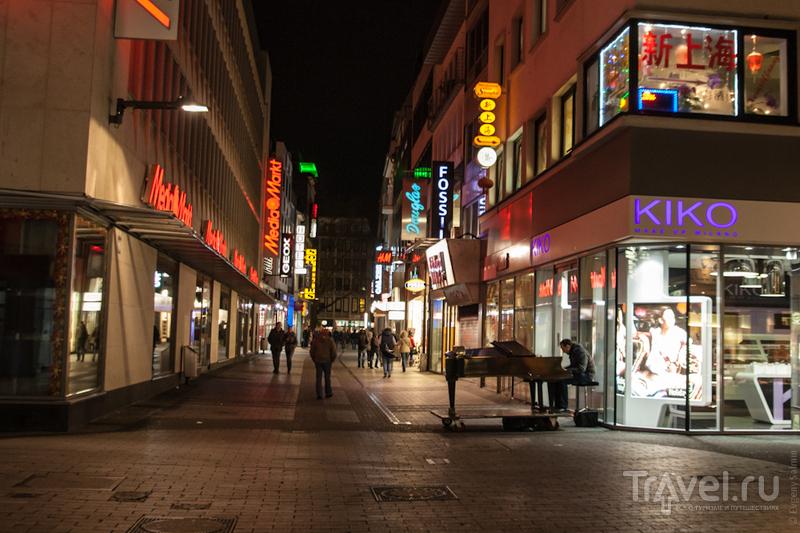 Кёльн, Германия - декабрь 2012 / Фото из Германии