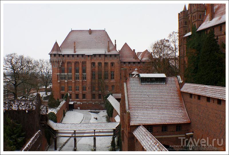 Польша. Замок Мариенбург. Дверь в прошлое / Фото из Польши