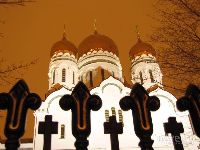 Цветовое волшебство в Тольятти / Россия
