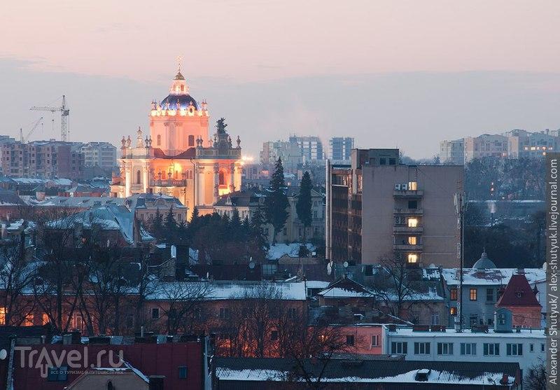 Староновогодние панорамы / Украина