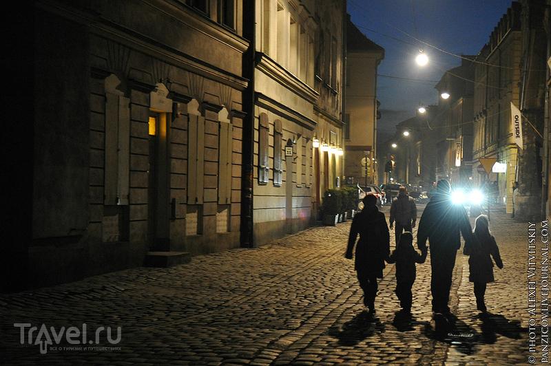 Зимний Краков 2013 / Польша