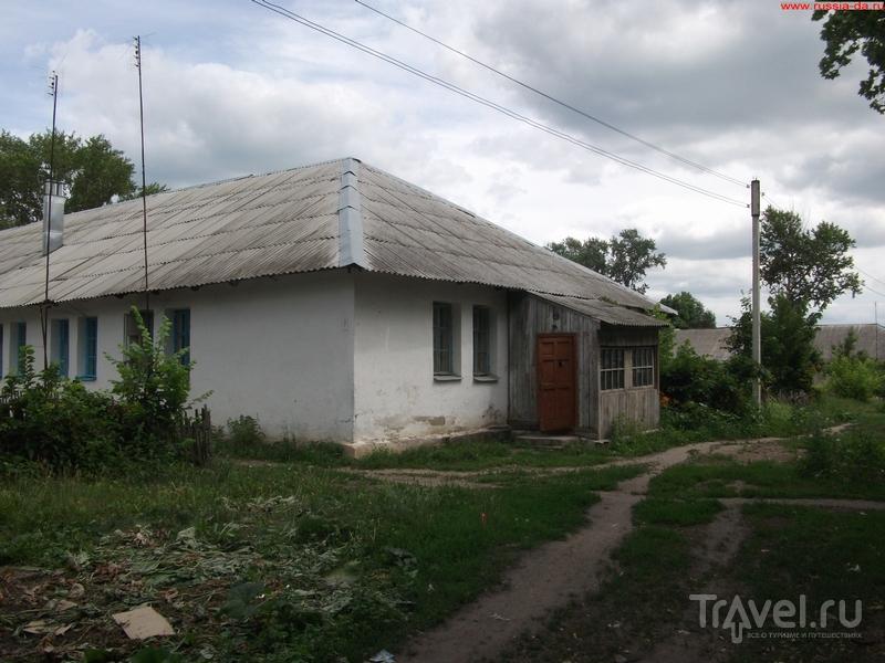 Глубинка черноземья. Кирсанов / Россия