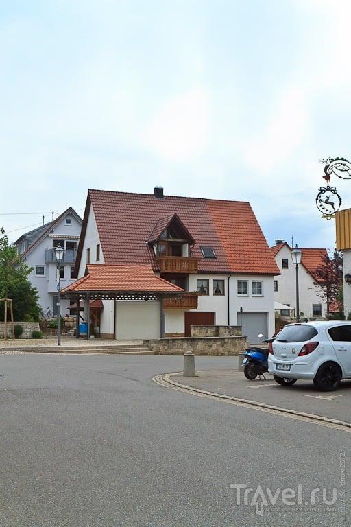 Замки Лихтенштайн и Гогенцоллерн. Городок Зигмаринен - очарование провинциальной Германии / Фото из Германии
