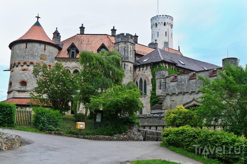 Замок Лихтенштайн, Германия / Фото из Германии