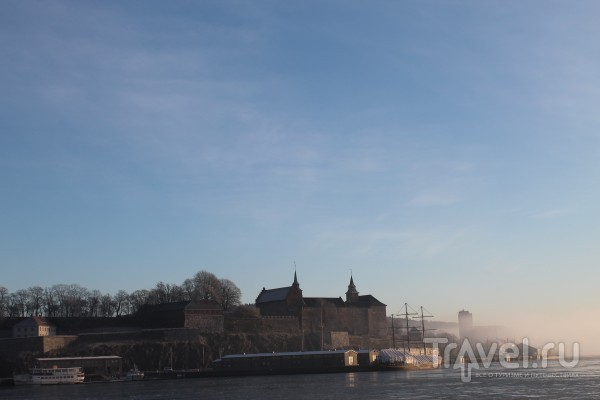 Туманный Осло / Норвегия