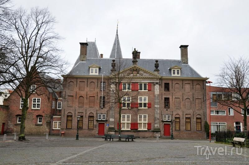 Лейденский университет в Нидерландах / Фото из Нидерландов