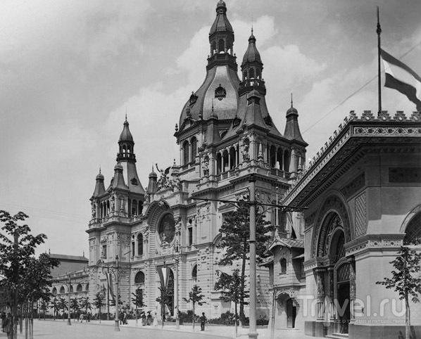 Музей транспорта в Будапеште / Венгрия