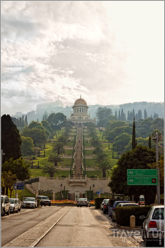 Хайфа: неандертальцы, бахаи и пророк Илия / Израиль
