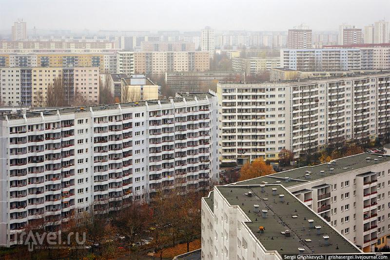 Район Марцан в Берлине / Фото из Германии
