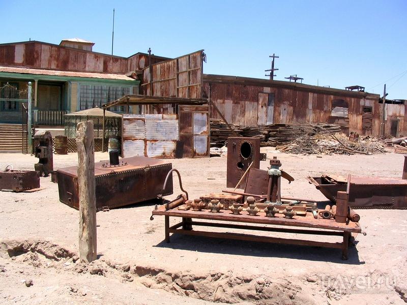 В 2005 году город-призрак был внесен в Список Всемирного наследия ЮНЕСКО, Чили / Чили