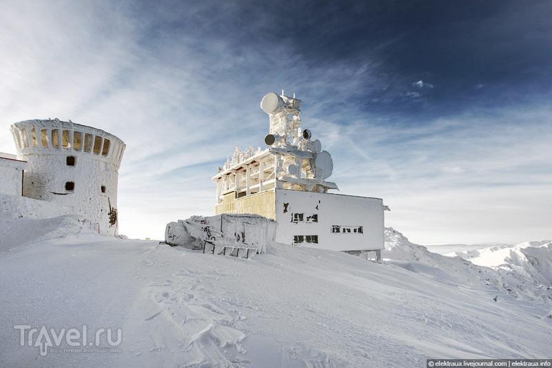 Гора Хопок в Словакии / Фото из Словакии