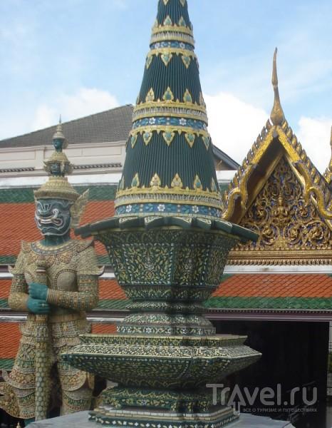 Бангкок. Королевский дворец / Таиланд