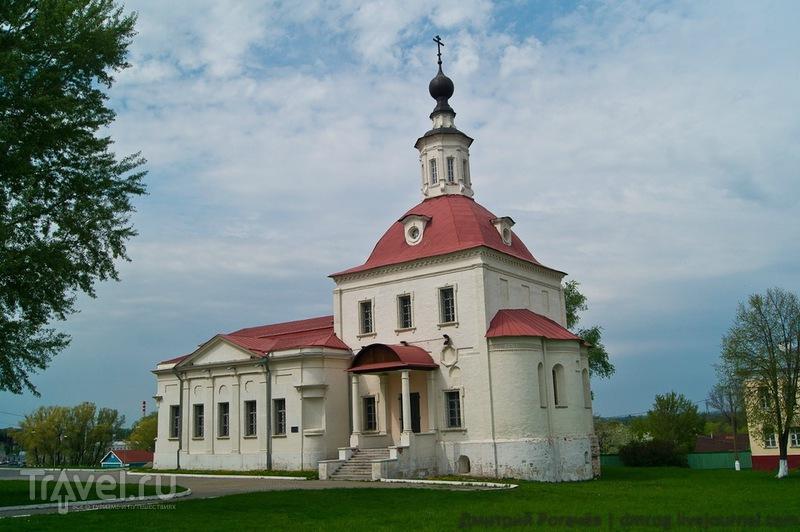 Храм Воскресения Словущего в Коломне / Фото из России