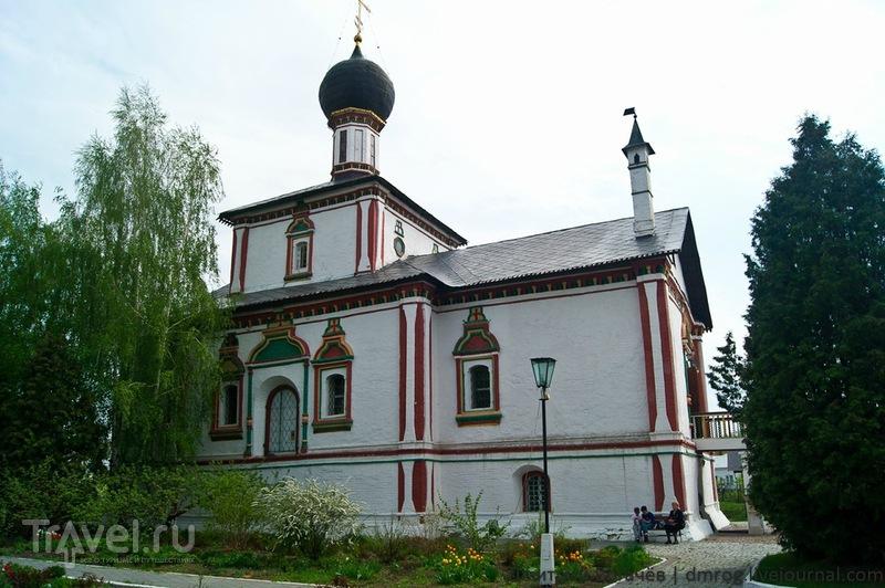 Собор Троицы Живоначальной в Коломне / Фото из России