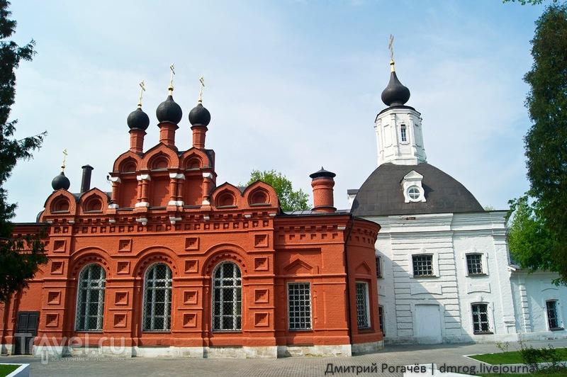 Храм Петра и Павла в Коломне / Фото из России