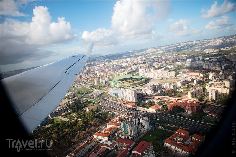 История одного перелета / Португалия