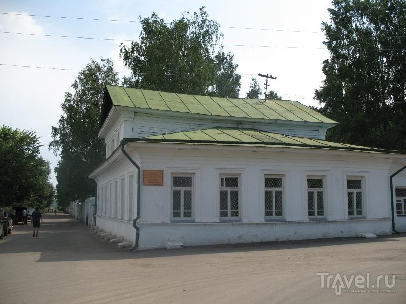 Плёс (Ивановская область) / Россия