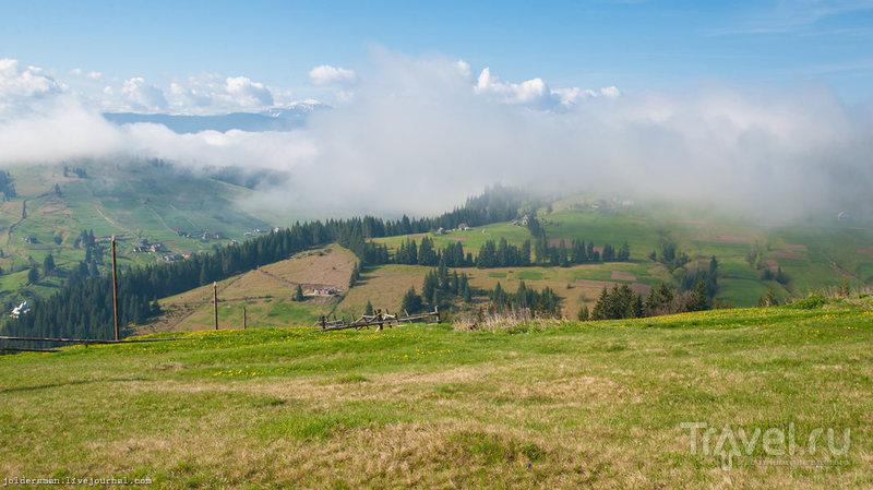 Яблуница: путешествие в горы к настоящим гуцулам / Украина