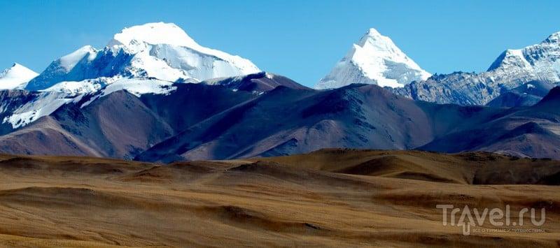 Гималаи с стороны Тибета / Китай