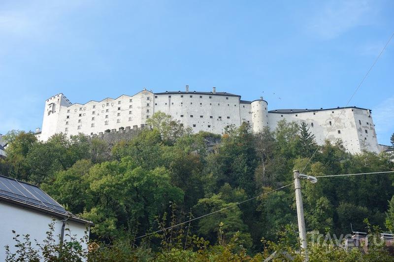 Крепость Хоэнзальцбург, Зальцбург, Австрия / Австрия
