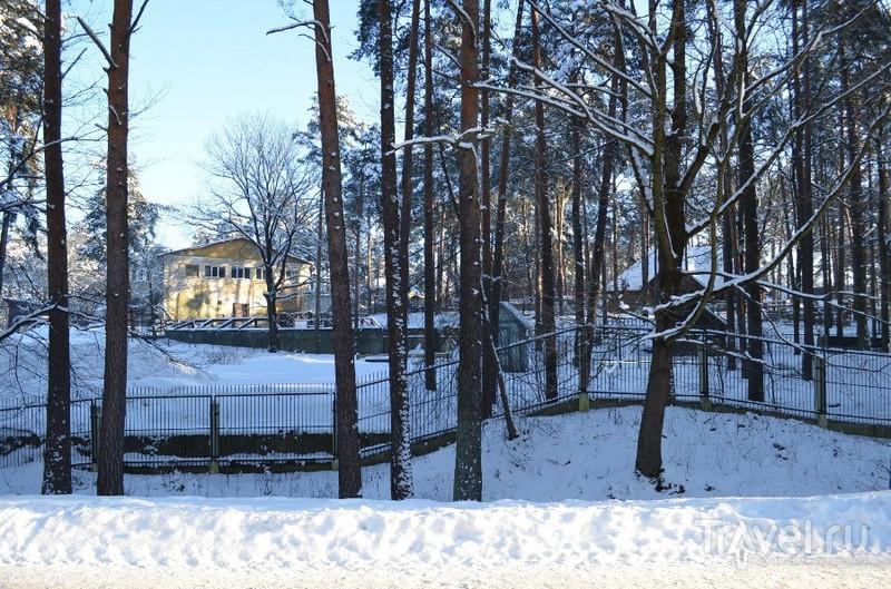 Рига. Район Mežaparks / Латвия