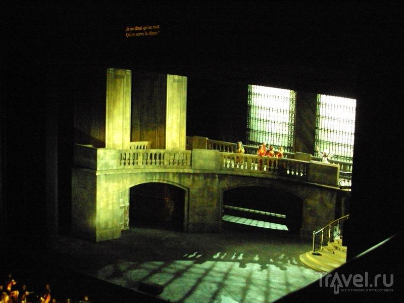 Театры Парижа. Théâtre de la Bastille / Франция