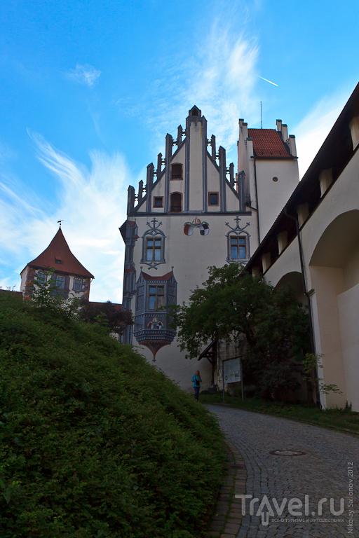 Пару слов о Фюссене / Германия
