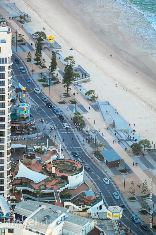 Surfers Paradise (Серфовый рай) / Фото из Австралии
