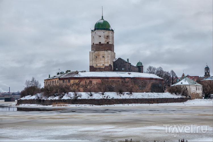 Крепость в Выборге / Фото из России