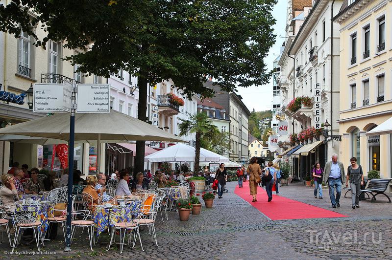 Баден-Баден / Фото из Германии