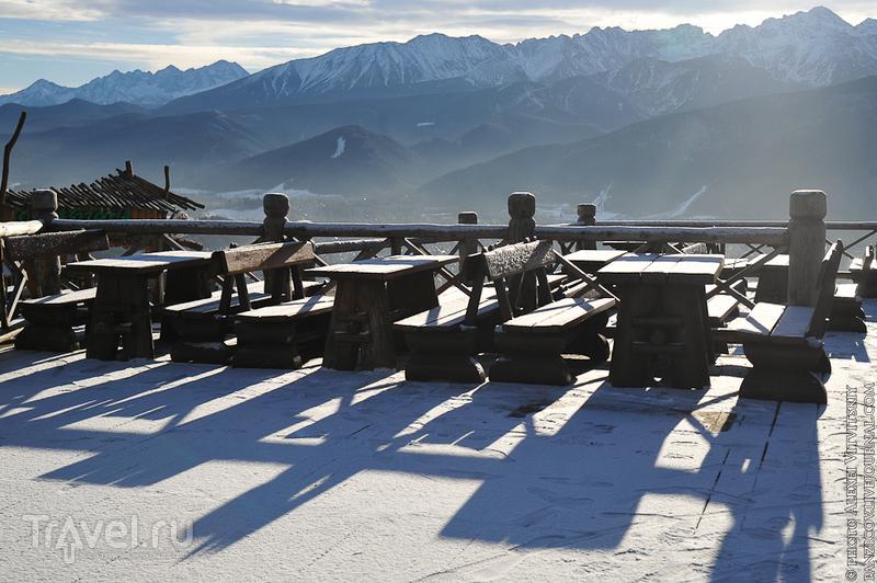 Закопане: главный горнолыжный курорт Польши / Фото из Польши