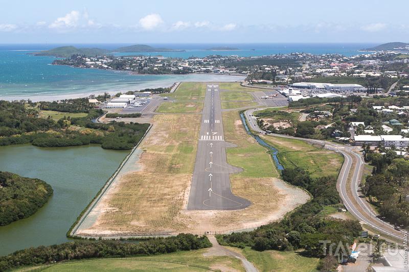 Аэропорт Magenta в Новой Каледонии / Фото из Новой Каледонии