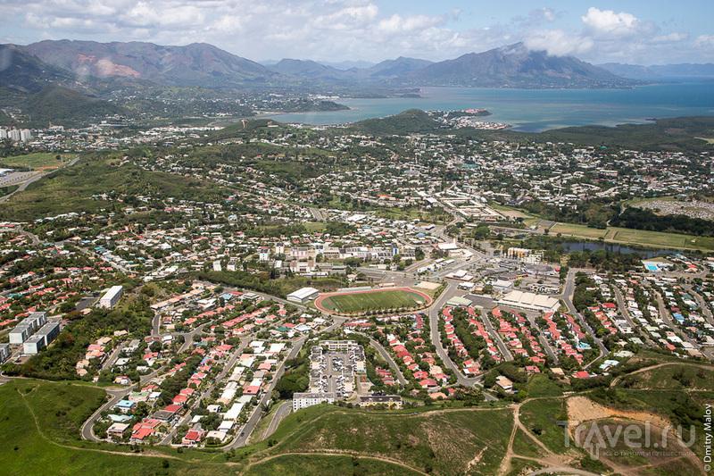 Город Нумеа в Новой Каледонии / Фото из Новой Каледонии