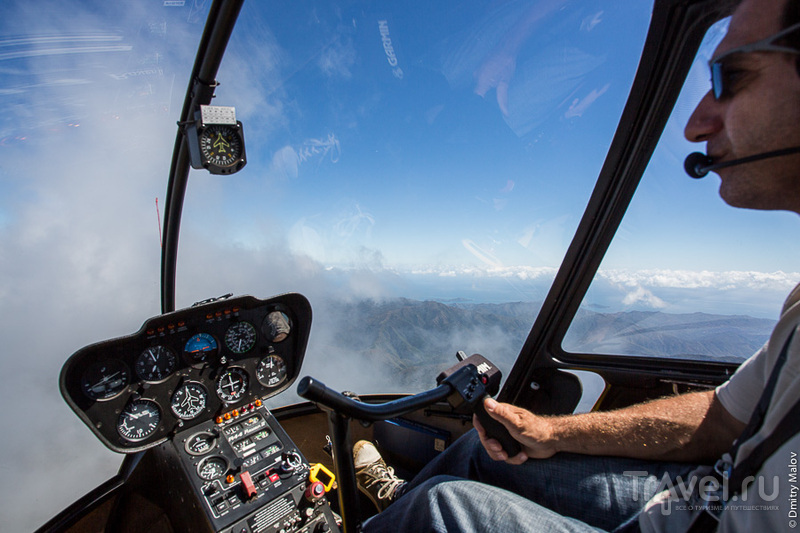 Полеты над Новой Каледонией / Фото из Новой Каледонии
