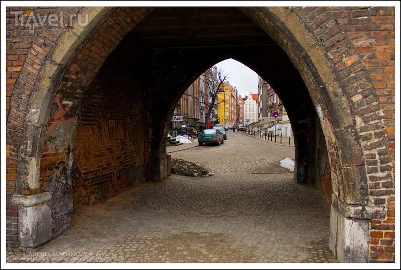 Гданьск. Прогулка по набережной / Фото из Польши