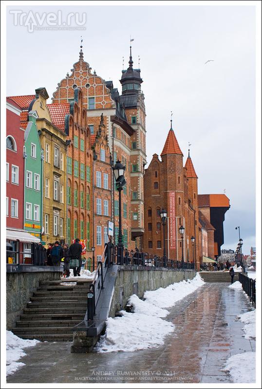 Здание Археологического музея Гданьска / Фото из Польши