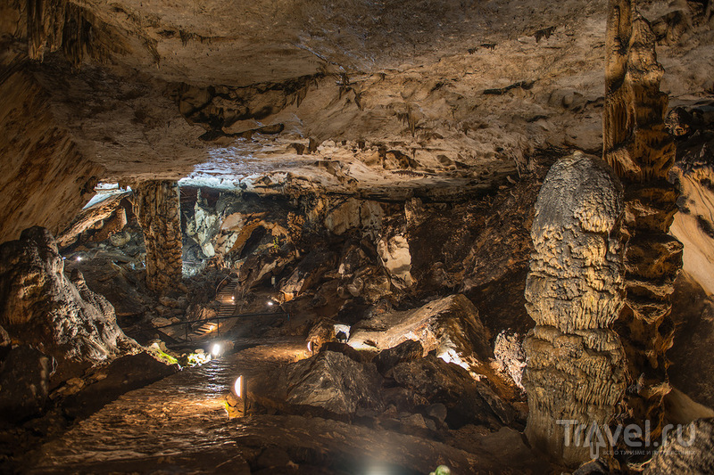 Болгария: пещера Магура / Фото из Болгарии