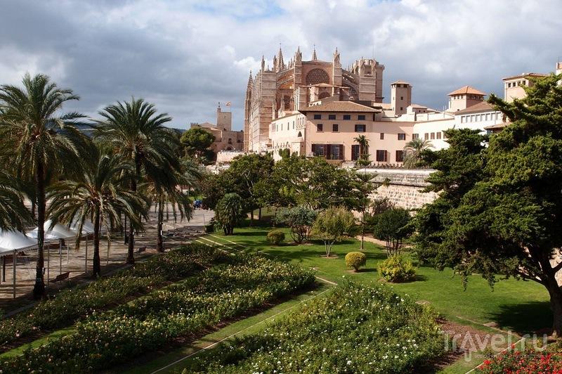 Кафедральный собор в Пальма-де-Майорка, Испания / Фото из Испании