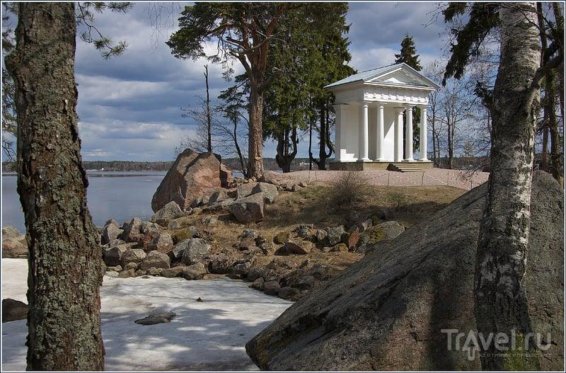 Природно-ландшафтный парк Монрепо / Фото из России