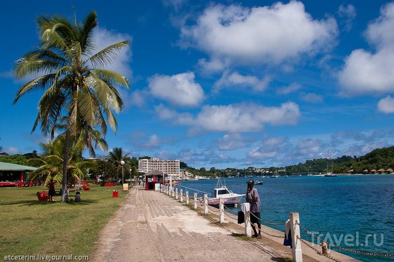 Вануату. Порт-Вила / Фото из Вануату
