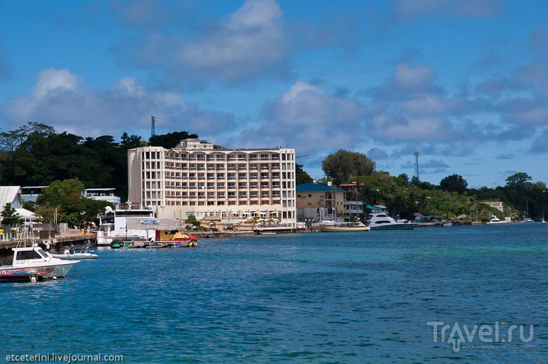 Гранд Отель в Порт-Вила, Вануату / Фото из Вануату