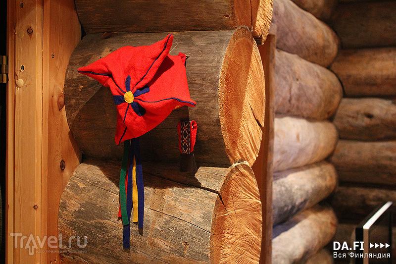 Сухой закон финского зодчества - коттедж в лапландском стиле