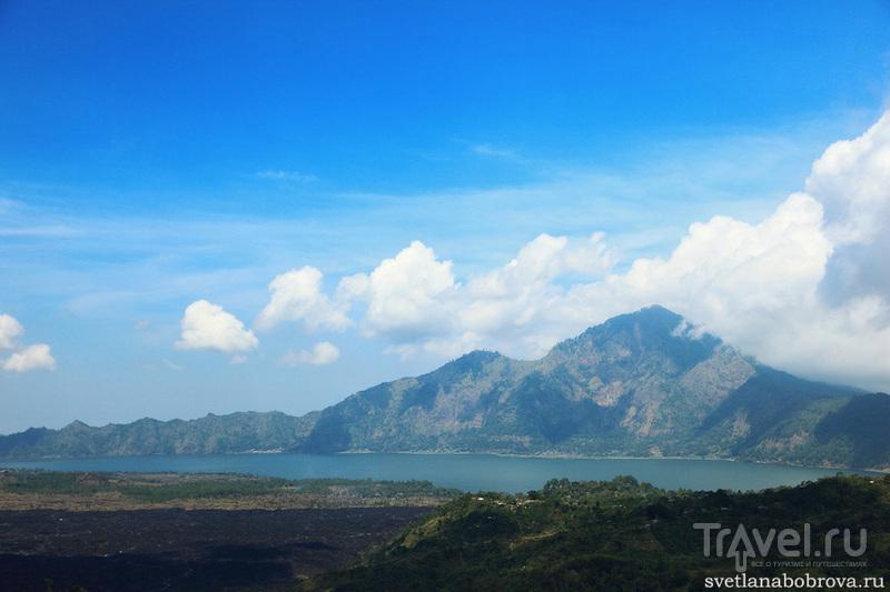 Озеро Батур, Бали / Фото из Индонезии