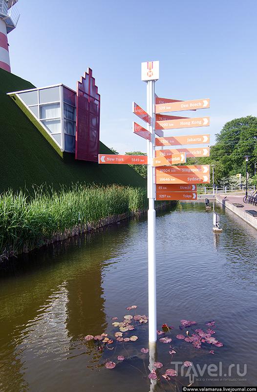 Делфт, Мадюродам, Схевенинген / Нидерланды