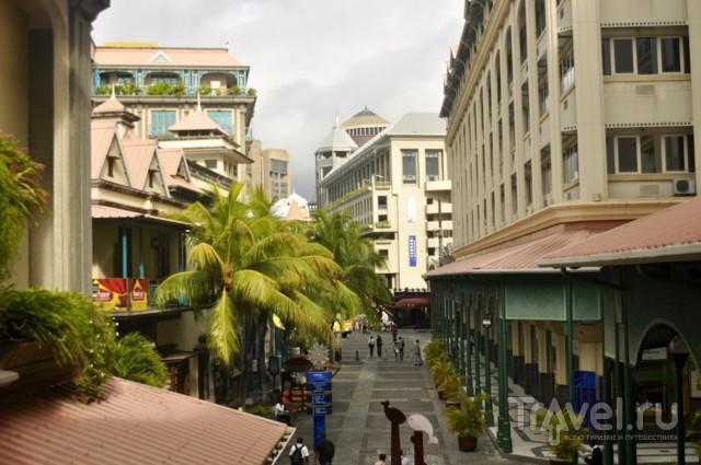 Маврикий. Столица - Порт-Луи. Встреча с большим городом / Маврикий